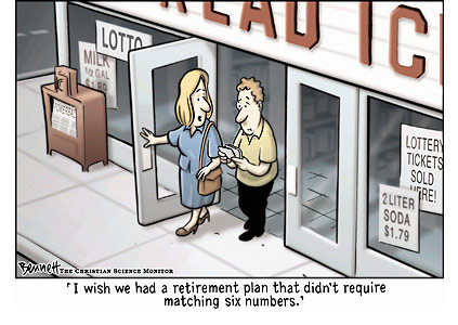 Early retirement plan