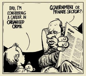 Considering organised crime