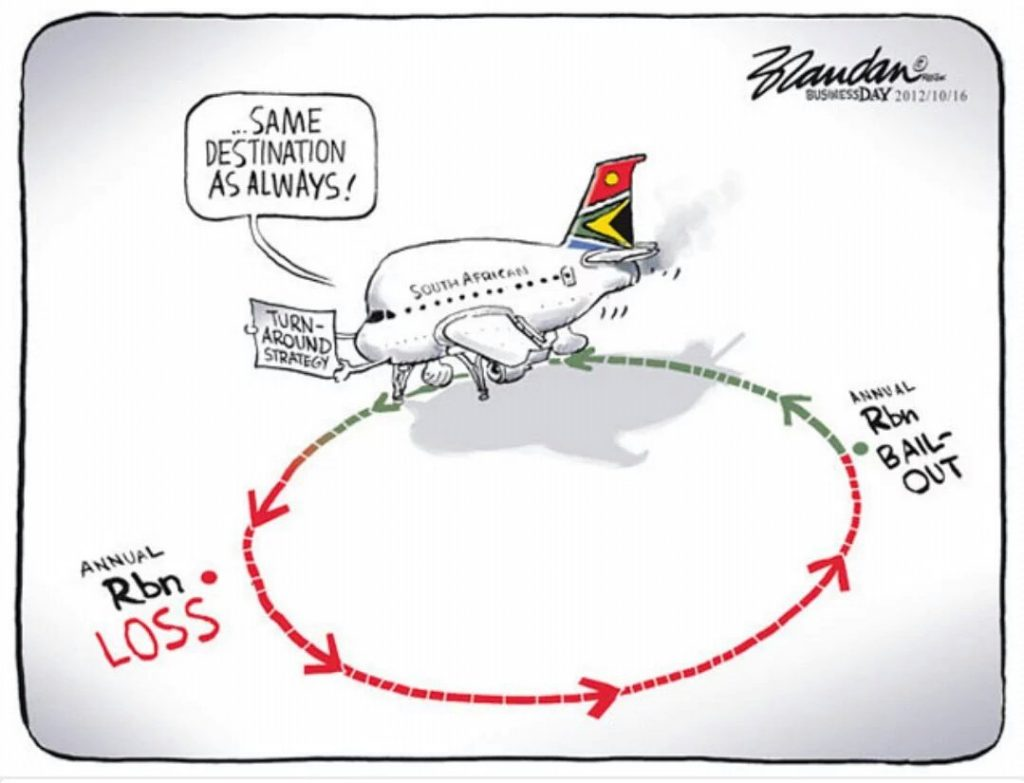 The SAA business model