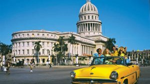 I want to go to Cuba